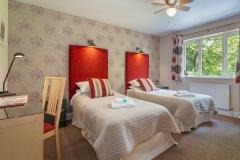 Pretty Maid House Bed & Breakfast Sevenoaks Kent Room 1 - Twin