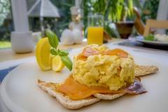 Pretty Maid House Bed & Breakfast Sevenoaks Kent breakfast