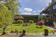 Pretty Maid House Bed & Breakfast Sevenoaks Kent garden
