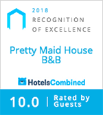 Hotels Combined Award Pretty Maid House B&B Sevenoaks