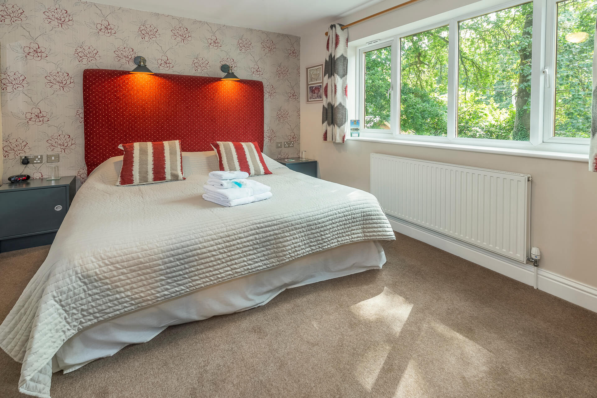 Pretty Maid House B&B Sevenoaks double room